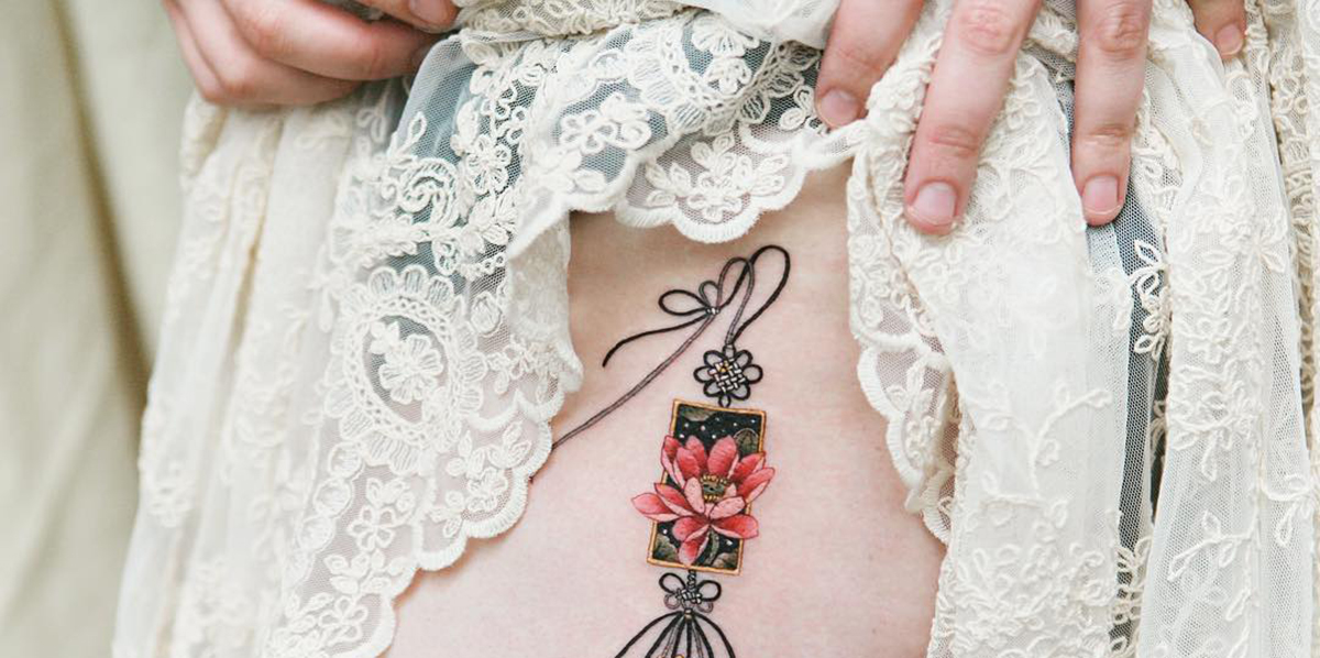 The History Of Norigae And Tattoos In South Korea Inside Out
