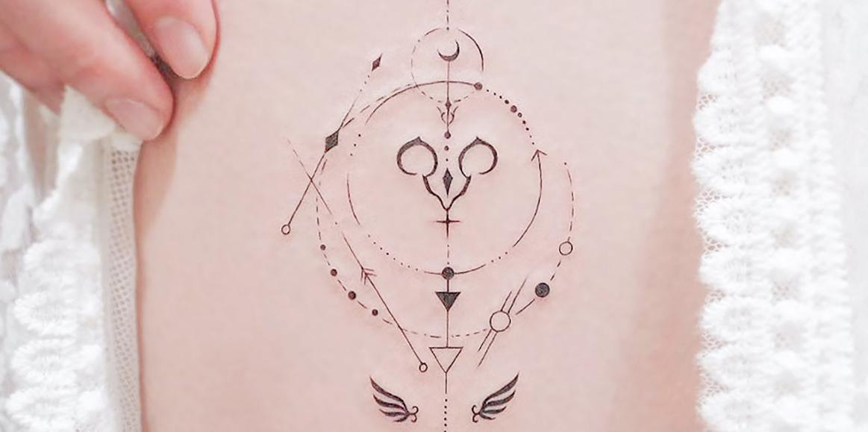 12 Ideas to Inspire Your Next Zodiac Tattoo