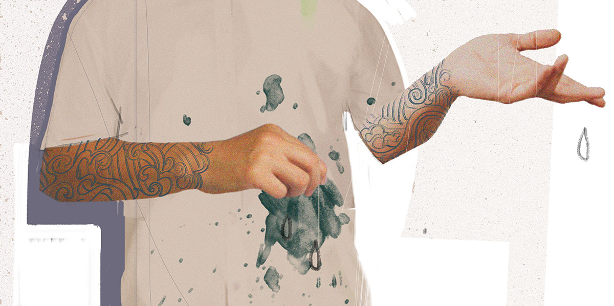 How To Remove Tattoo Ink From Clothing Inside Out