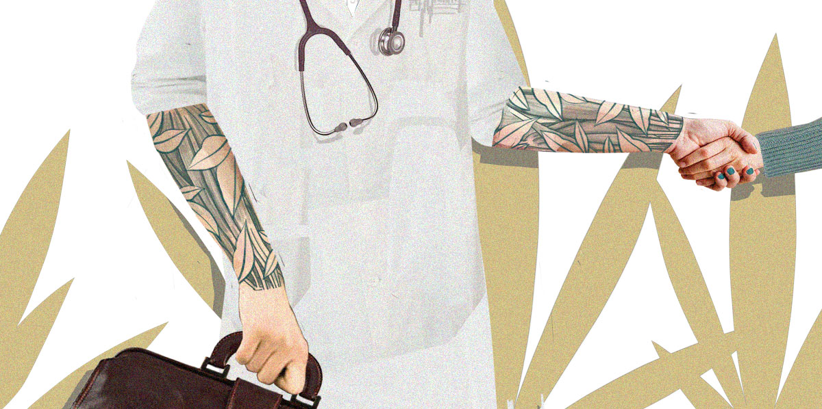Why Tattoos Should Be Allowed In The Workplace