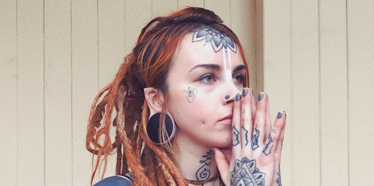 Kate Mooney on Using Tattoos to Relearn Self-Love