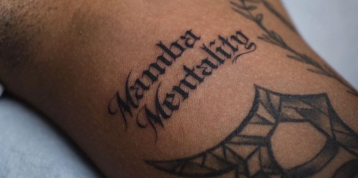 kobe bryant memorial tattoos